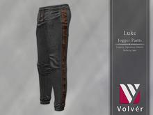 //Volver// Luke Jogger Pants - Dark Gray