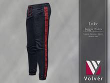 //Volver// Luke Jogger Pants - Dark Slategray [ADD ME]