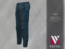 //Volver// Luke Jogger Pants - Seal