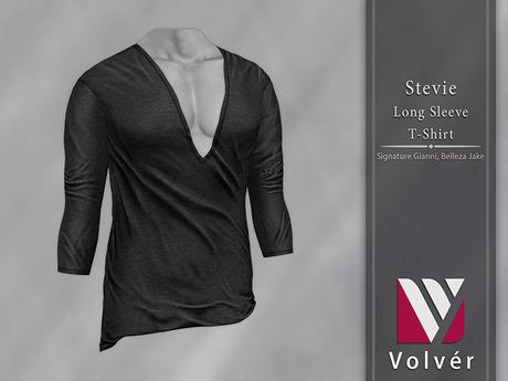 //Volver// Stevie T-shirt - Black