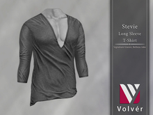 //Volver// Stevie T-shirt - Dark Gray