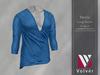 //Volver// Stevie T-shirt - Horizon Blue