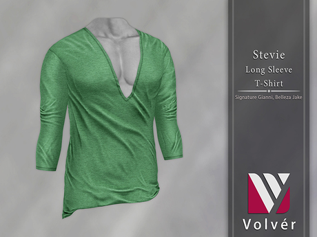 //Volver// Stevie T-shirt - Mayapple