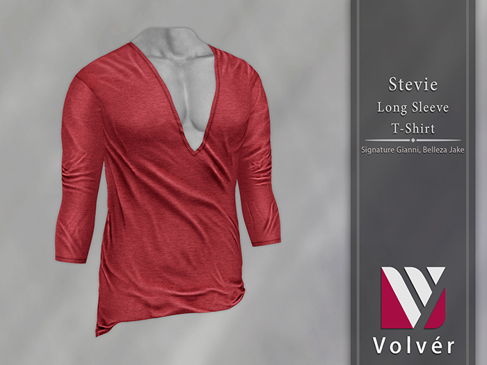 //Volver// Stevie T-shirt - Red