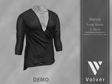 //Volver// Stevie T-shirt - DEMO