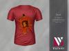 //Volver// Jase T-shirt - Red