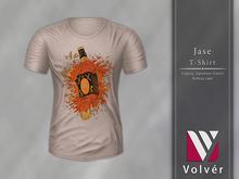 //Volver// Jase T-shirt - Seashell