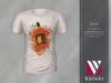 //Volver// Jase T-shirt - White