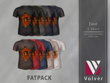 //Volver// Jase T-shirt - FATPACK