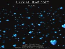 .: Runic :. Crystal Hearts Sky