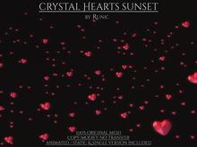 .: Runic :. Crystal Hearts Sunset