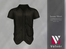 //Volver// Jason Shirt - Dark Army
