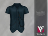 //Volver// Jason Shirt - Dark Teal
