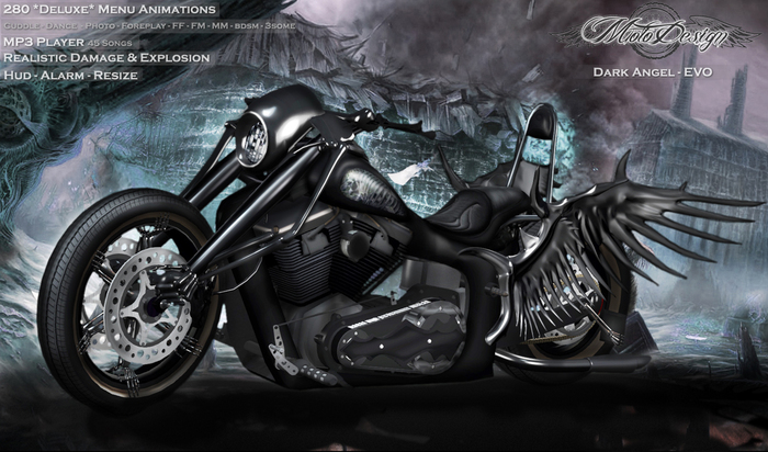 MotoDesign - Dark Angel - EVO