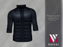 //Volver// Henry Jacket - Anchor [ADD ME]