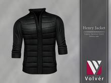 //Volver// Henry Jacket - Black