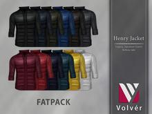 //Volver// Henry Jacket - FATPACK