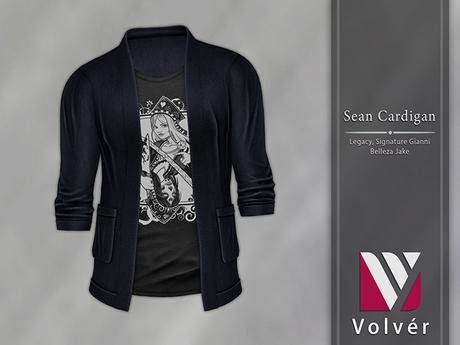 //Volver// Sean Cardigan - Anchor