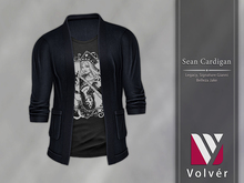 //Volver// Sean Cardigan - Anchor