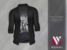 //Volver// Sean Cardigan - Gray