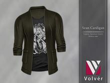 //Volver// Sean Cardigan - Olive