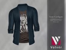 //Volver// Sean Cardigan - Spruce