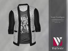 //Volver// Sean Cardigan - Pattern 5