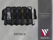 //Volver// Sean Cardigan - Patterns Fatpack