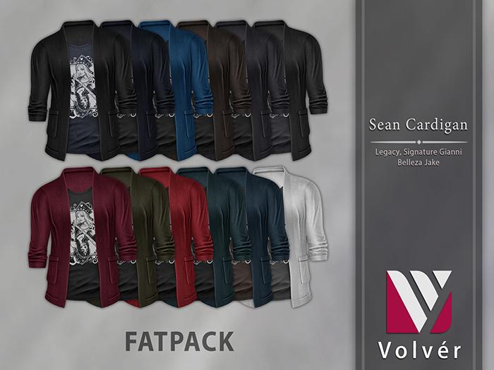 //Volver// Sean Cardigan - FATPACK