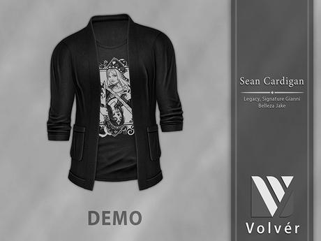 //Volver// Sean Cardigan - DEMO