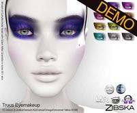Zibska ~ Truus Makeup Demos [lelutka/genus/laq/catwa/omega/universal tattoo/BOM layer]