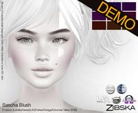Zibska ~ Sascha Blush Demos [lelutka/genus/laq/catwa/omega/universal tattoo BOM]