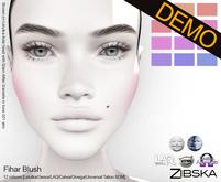 Zibska ~ Fihar Blush Demos [lelutka/genus/laq/catwa/omega/universal tattoo BOM]