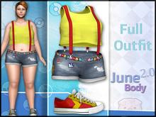 June 2.0 - Misty Cosplay