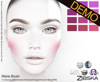 Zibska ~ Marie Blush Demos [lelutka/genus/laq/catwa/omega/universal tattoo BOM]