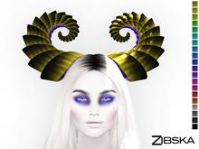 Zibska ~ Kees Color Change Horns