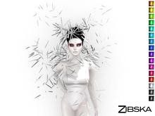 Zibska ~ Truus Color Change Style Set