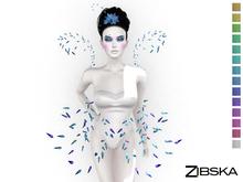 Zibska ~ Marie Color Change Style Set