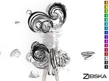 Zibska ~ Alais Color Change Style Set