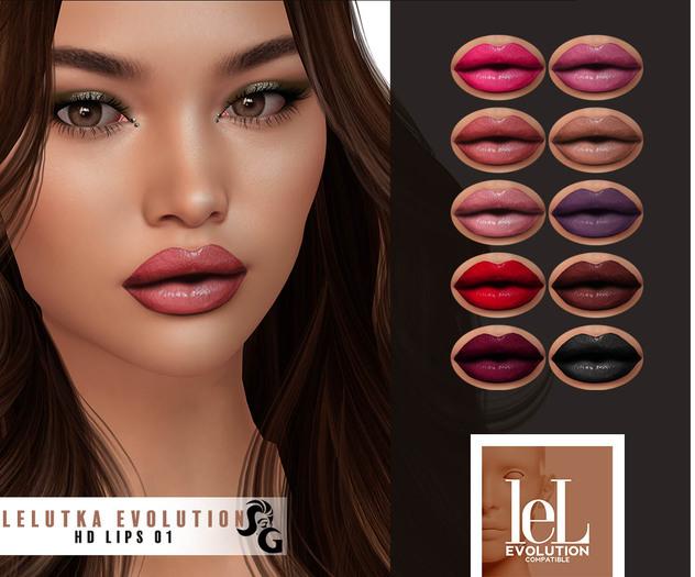 ::SG:: LeL Evolution HD Lips 01