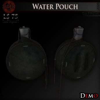 (Demo) Water Pouch