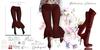 ♥ {GH} ♥ Rosie Denim & Lizzie Shortie Boots Valentine