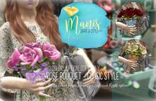 [MANIS] - Classic Rose Bouquet