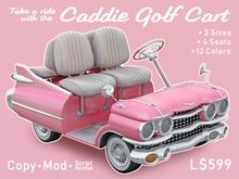 Caddie Golf Cart - PERFECT VALENTINE'S GIFT