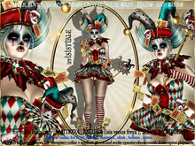 irrISIStible : JESTER LOVER OUTFIT WOMEN + SKIN and SHOES 2020