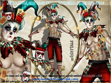 irrISIStible : JESTER LOVER OUTFIT MEN + SKIN and SHOES 2020