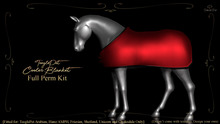 Cheval D'or - TeeglePets - Full Perm Cooler Blanket.