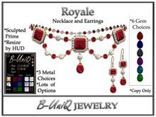 B-UniQ Jewelry - Royale
