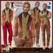 ALB ALB GABRIEL suit xmas by AnaLee Balut