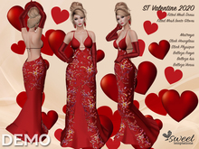 Sweet Temptations :: Valentine 2020 Outfit Demo